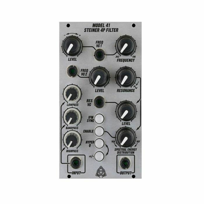 ELECTRO ACOUSTIC RESEARCH - Electro Acoustic Research Model 41 Steiner 4P Filter Module