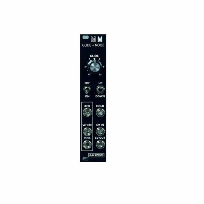 AJH SYNTH - AJH Synth Mini Mod Glide + Noise Module (black)