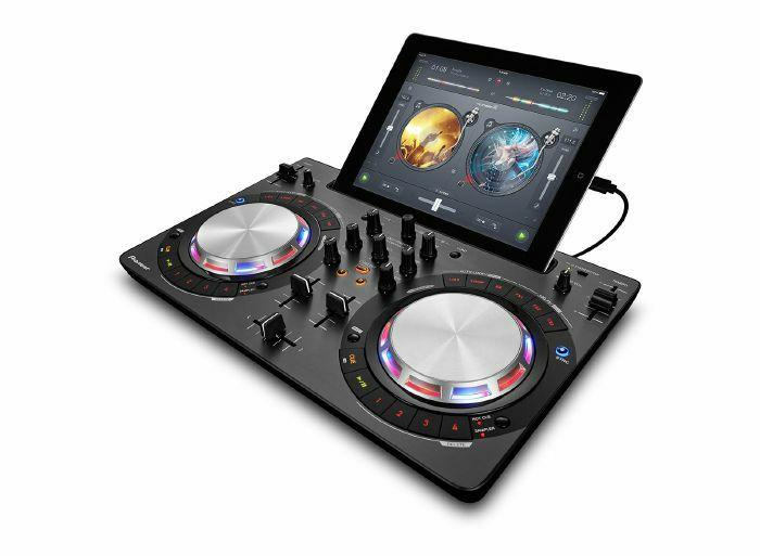 PIONEER - Pioneer DDJ WeGO 4 DJ Controller (black)