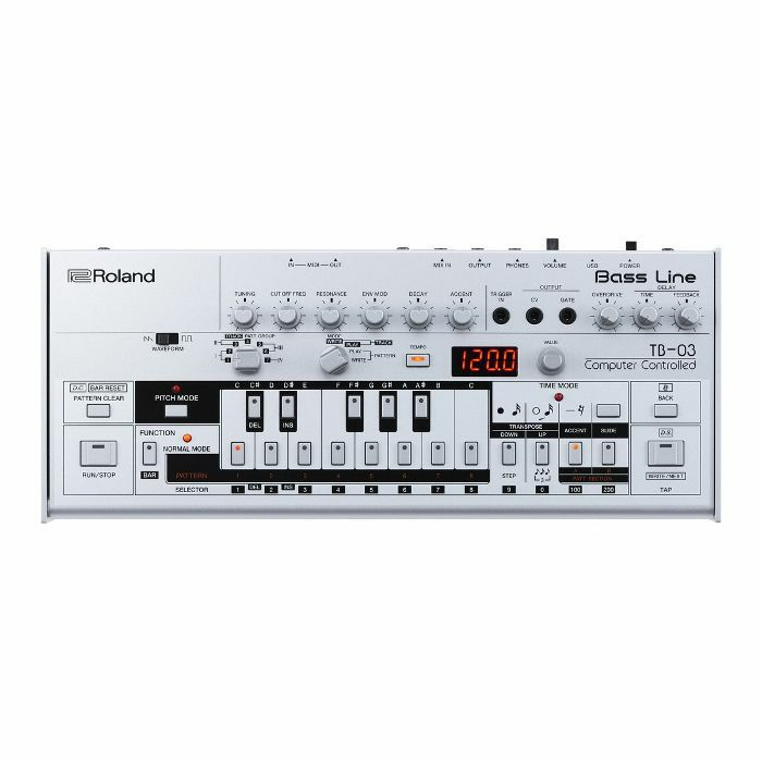 ROLAND - Roland Boutique TB03 Computer Controlled 303 Bass Line Synth