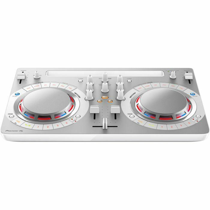 PIONEER - Pioneer DDJ WeGO 4 DJ Controller (white)