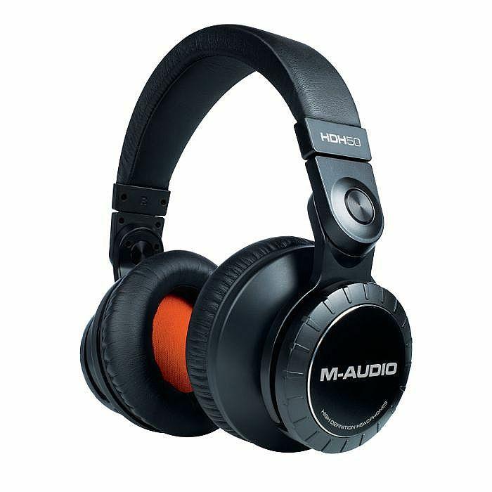 M AUDIO - M Audio HDH50 High Definition Headphones (black) (B-STOCK)