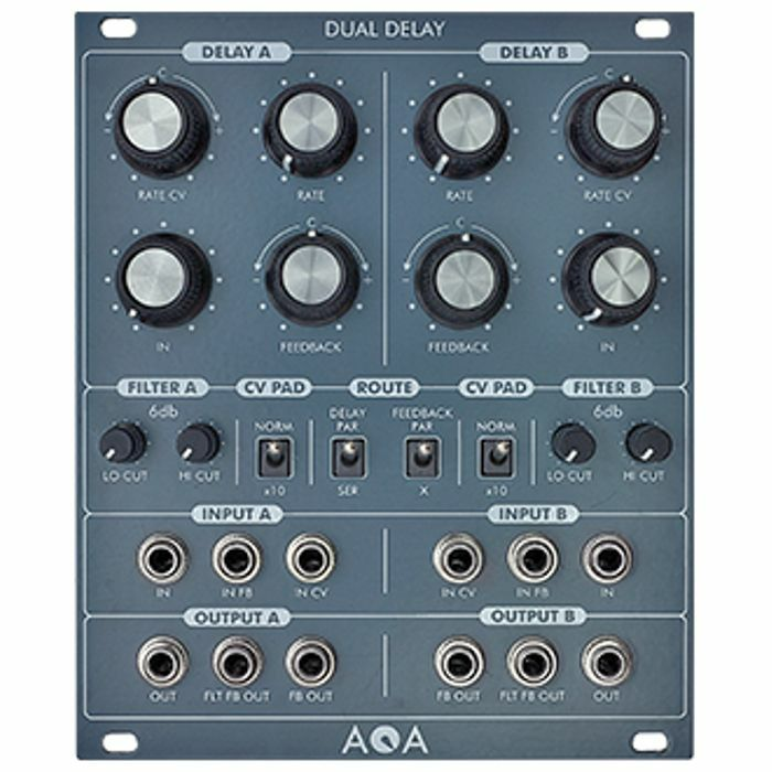 AQA ELEKTRIX - AQA Elektrix Dual VC Delay Module