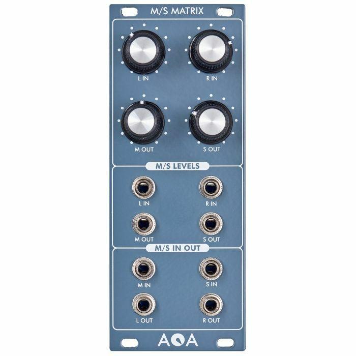 AQA ELEKTRIX - AQA Elektrix M/S Matrix Module