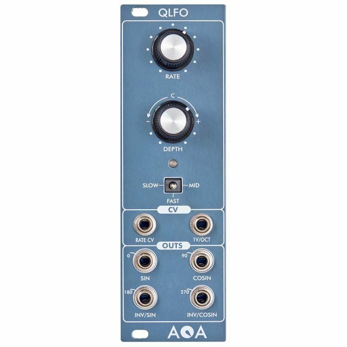AQA ELEKTRIX - AQA Elektrix Quadrature LFO Module