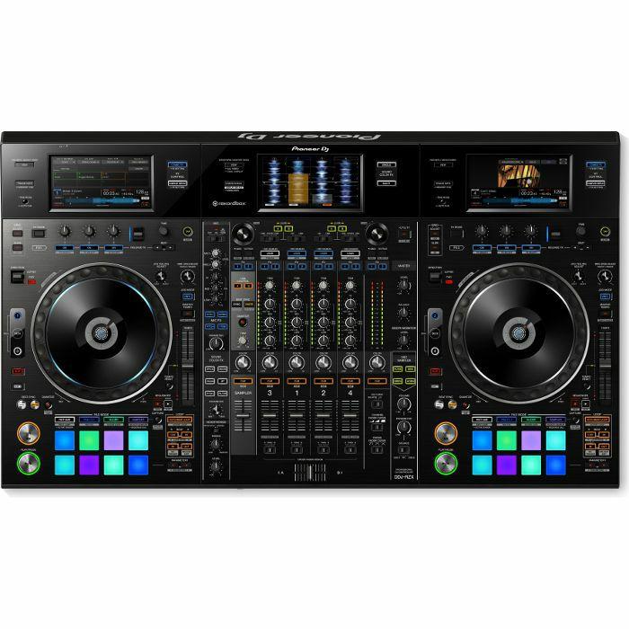 PIONEER - Pioneer DDJRZX 4 Channel Rekordbox DJ Controller