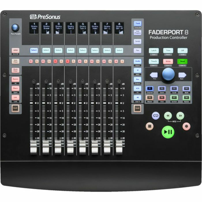 PRESONUS - Presonus Faderport 8 Mix Production Controller