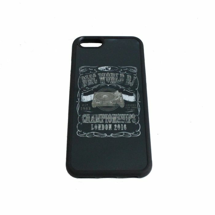 TECHNICS - Technics iPhone 6 Cover: DMC World DJ Championships London 2016