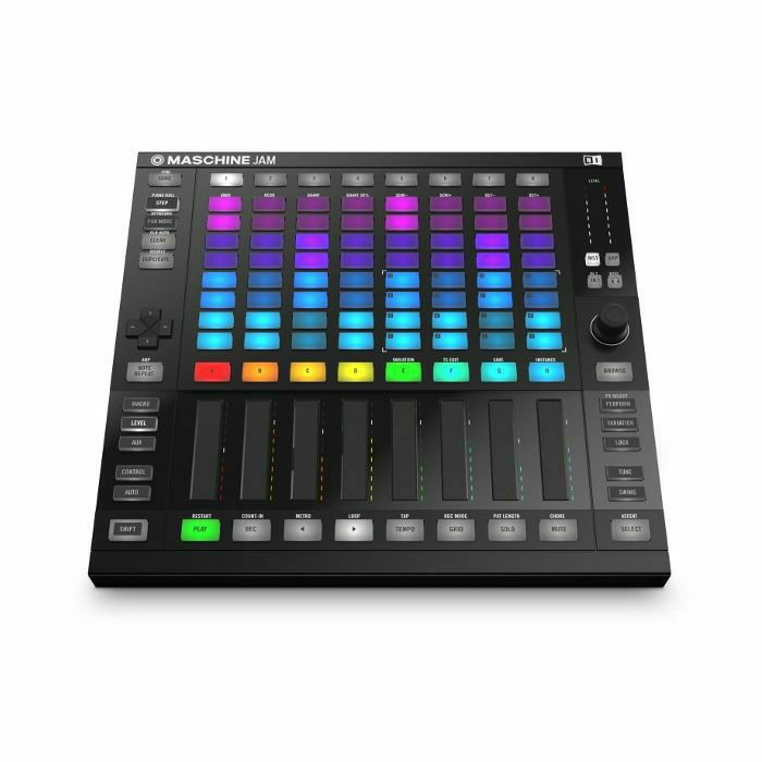 NATIVE INSTRUMENTS - Native Instruments Maschine Jam Production & Performance System + Native Instruments Komplete 11 Ultimate Software ***LIMITED OFFER - INCLUDES OVER £300 WORTH OF EXPANSIONS - ENDS 4TH JUNE 2018***