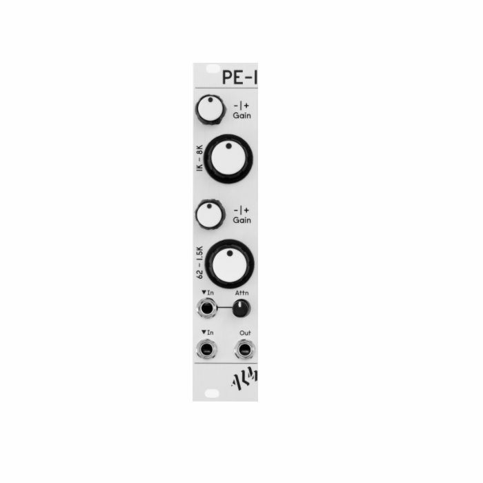 ALM - ALM PE1 Dual Band Parametric EQ Module