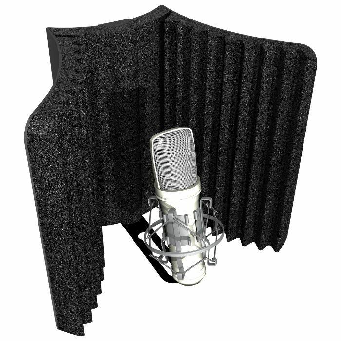 AURALEX - Auralex Acoustics ISO Series MudGuard V2 Vocal Booth Reflection Filter
