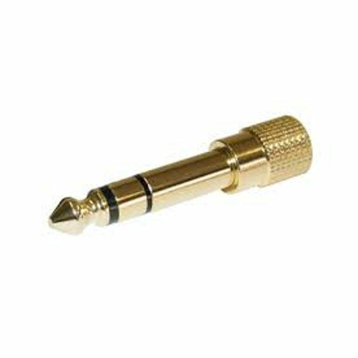 TECHNICS - Technics Headphone Plug Adapter (gold)