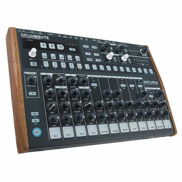 ARTURIA - Arturia DrumBrute Analog Drum Synthesizer
