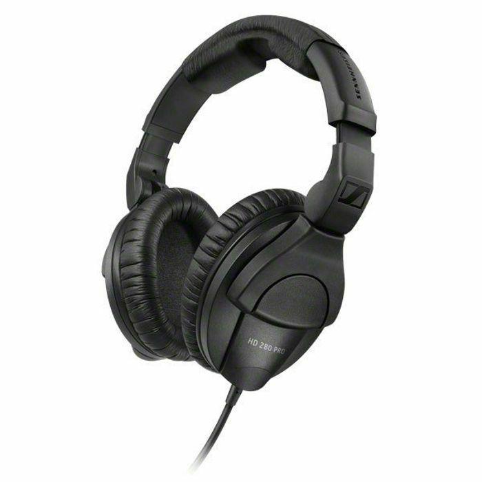 SENNHEISER - Sennheiser HD280 Pro Professional Closed Back Monitor Headphones (all black)