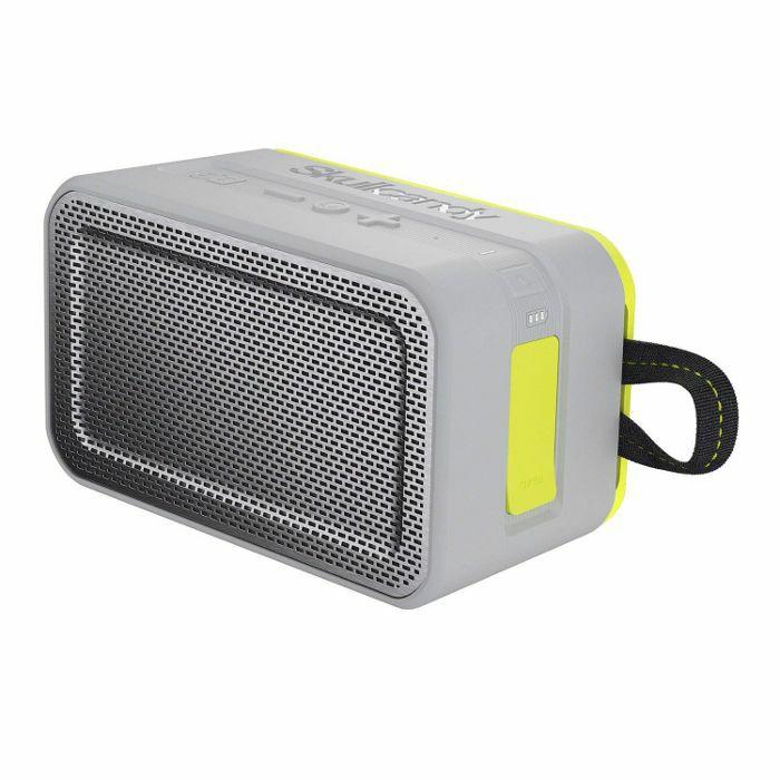 SKULLCANDY - Skullcandy Barricade XL Bluetooth Portable Speaker (grey/charcoal/hot lime)