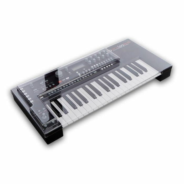 DECKSAVER - Decksaver Elektron Analog Keys Cover (smoked clear)