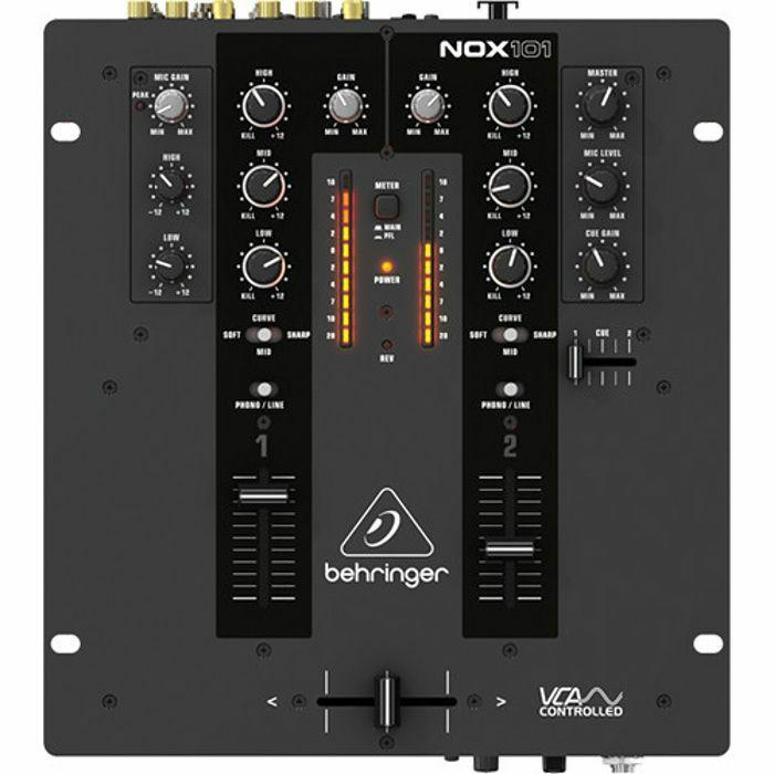 BEHRINGER - Behringer NOX101 DJ Mixer