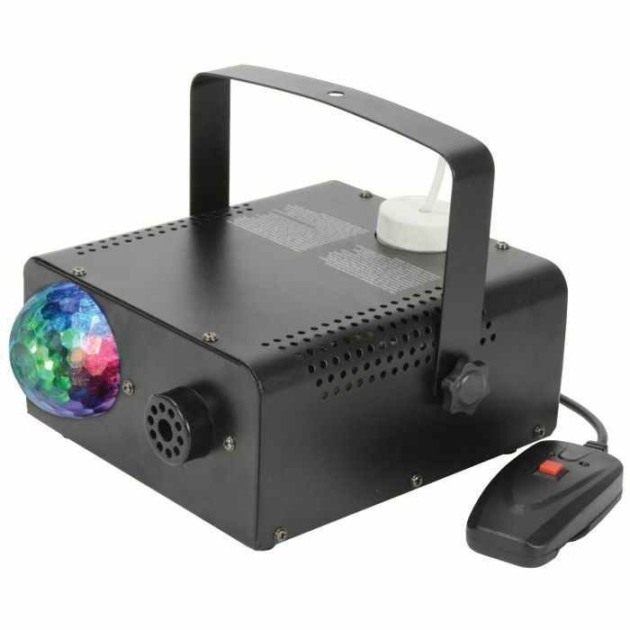 QTX - QTX QTFX450 Fog Machine With Mini LED Fireball