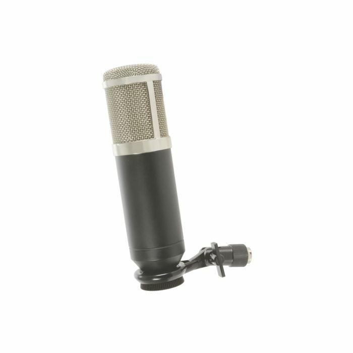 CITRONIC - Citronic CCU3 USB Studio Condenser Microphone