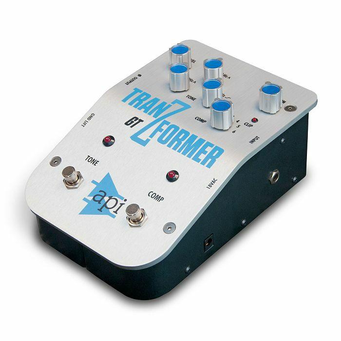 API - API TranZformer GT Guitar Compressor & EQ Pedal