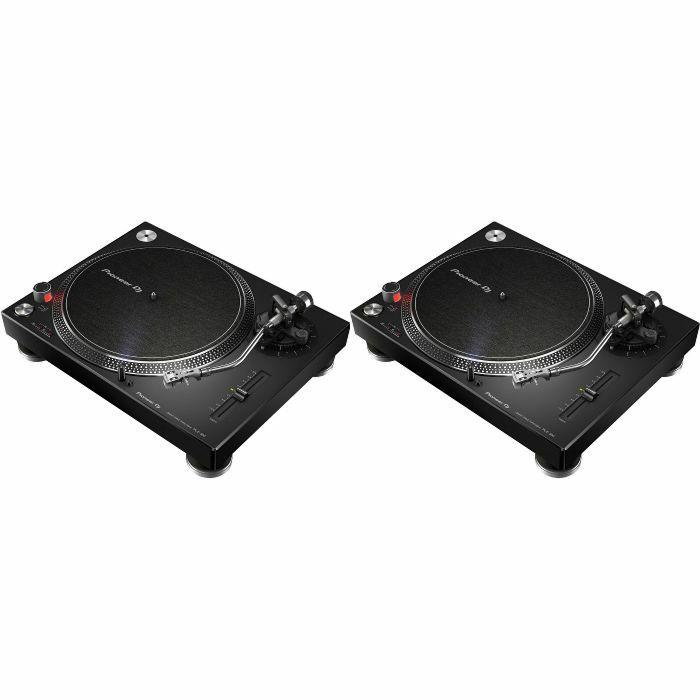 PIONEER - Pioneer PLX500 Direct Drive Turntable (black, pair)