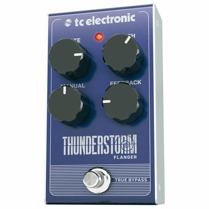 TC ELECTRONIC - TC Electronic Thunderstorm Flanger Pedal
