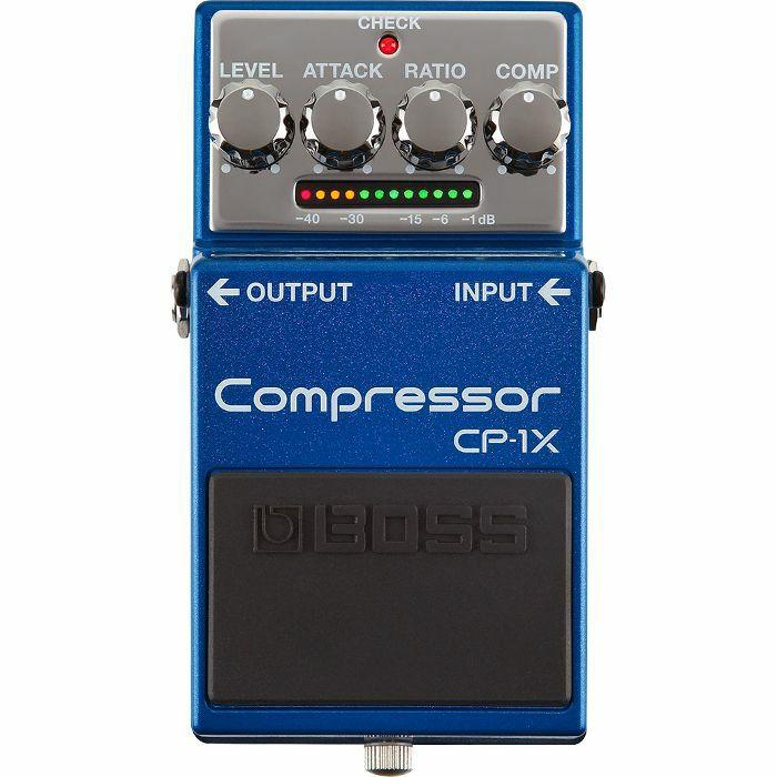 BOSS - Boss CP1X Compressor Pedal