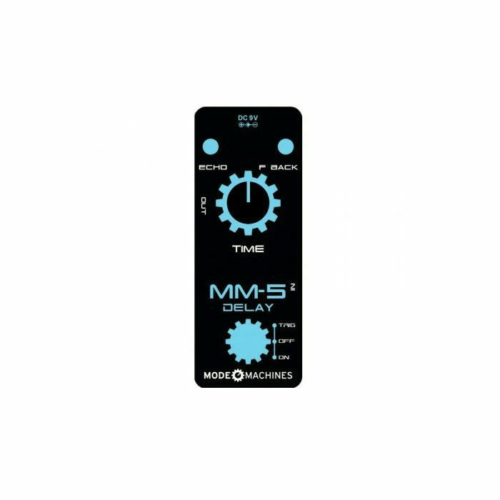 MODE MACHINES - Mode Machines MM5 Delay Pedal (B-STOCK)