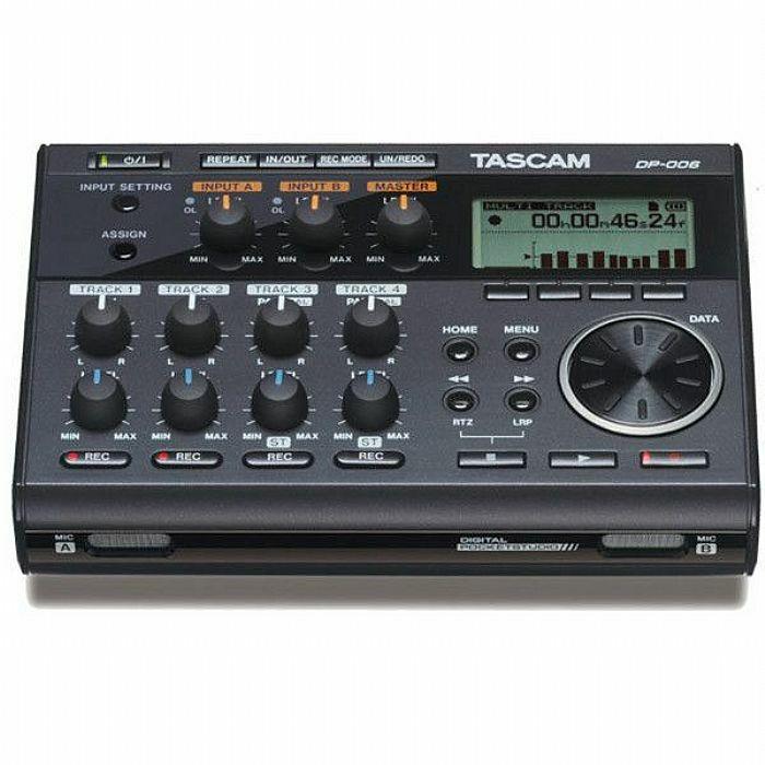 TASCAM - Tascam DP 006 Pocketstudio Digital Multitrack Recorder (B-STOCK)