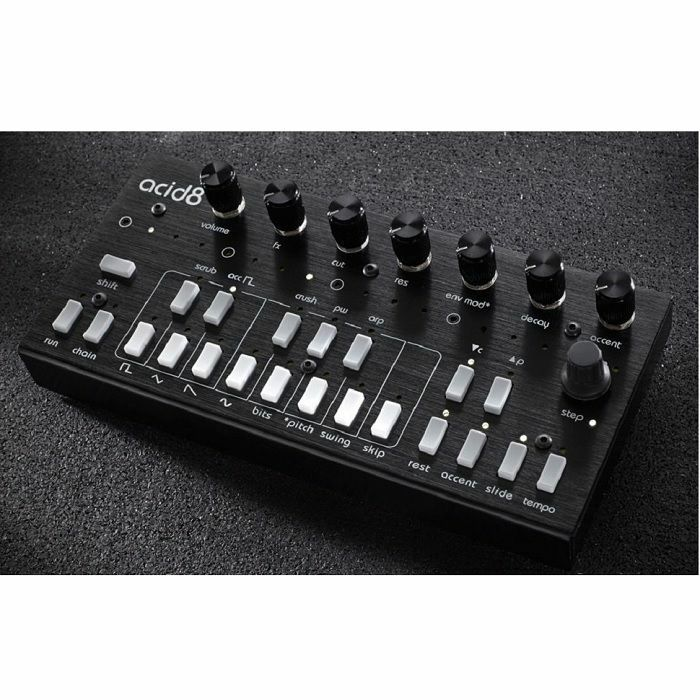 TWISTED ELECTRONS - Twisted Electrons Acid8 MKII Hybrid Digital & Analog Synthesizer & Sequencer