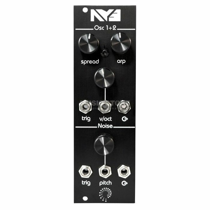 TWISTED ELECTRONS - Twisted Electrons AY3 Oscillator Module