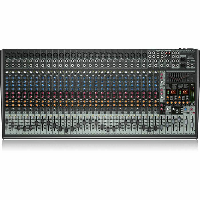 BEHRINGER - Behringer SX3242FX Eurodesk 32 Input Large Format Mixer
