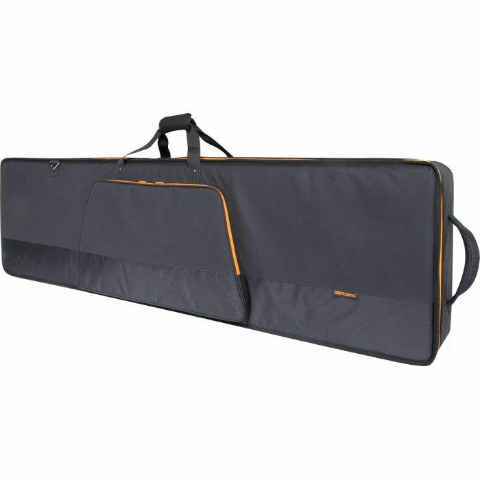 ROLAND - Roland CB G76S 76 Key Slim Keyboard Bag With Wheels