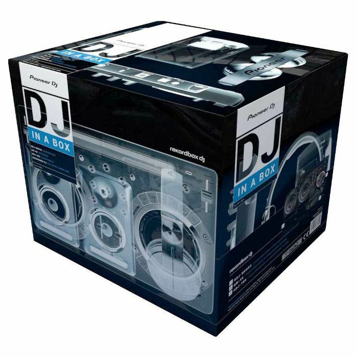 PIONEER - Pioneer DJ Starter Pack Incl. DDJ-RB Controller & Rekordbox Software