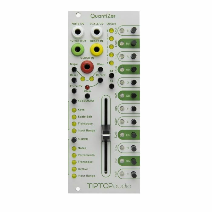 TIPTOP AUDIO - Tiptop Audio QuantiZer Melody Composing Module