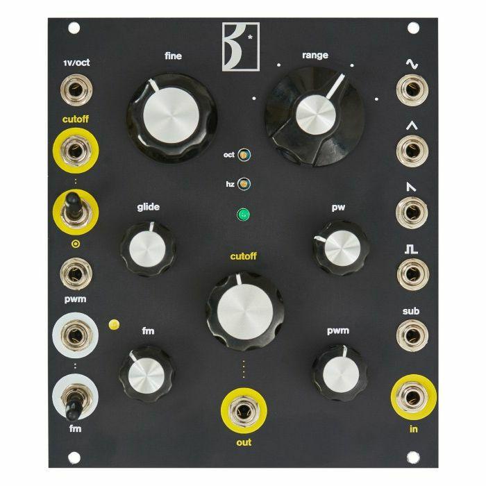 BIRDKIDS - Birdkids The Bateleur VCO MKII Voltage Controlled Oscillator Module