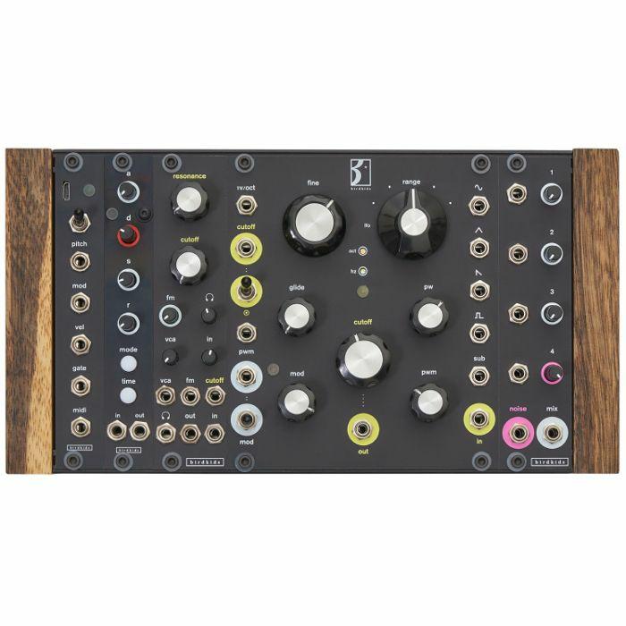 BIRDKIDS - Birdkids The Bateleur 42HP System Synthesizer