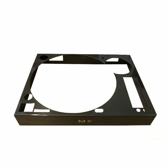MK STANDS - MK Stands Technics 1200/1210 MK3 & MK5 Top Plate Cover (single, grey flip)