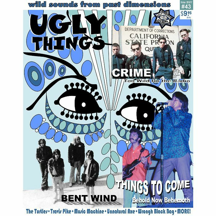 UGLY THINGS - Ugly Things Magazine Issue #43