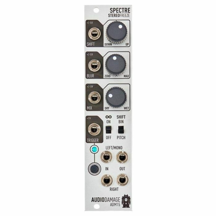 AUDIO DAMAGE - Audio Damage ADM15 Spectre Stereo Freeze Module