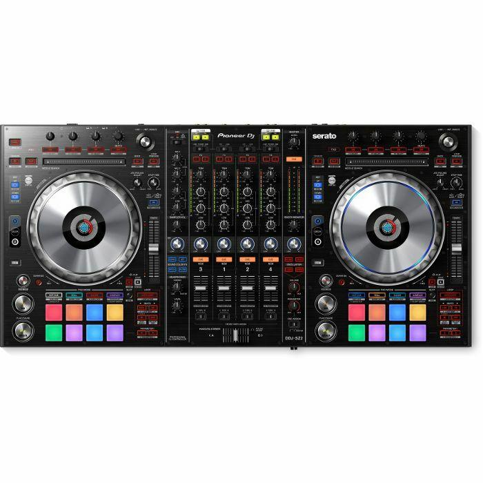 PIONEER - Pioneer DDJ SZ2 Serato DJ Controller