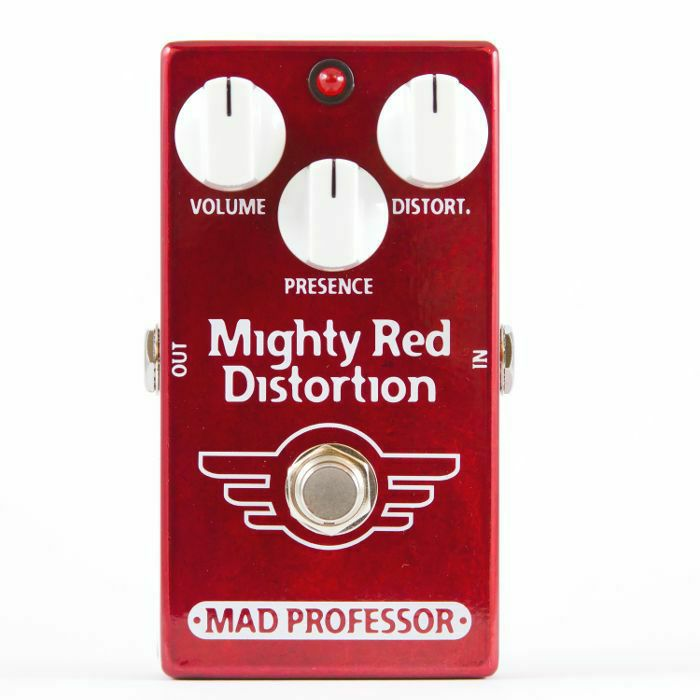 MAD PROFESSOR - Mad Professor Mighty Red Distortion Effects Pedal (B-STOCK)