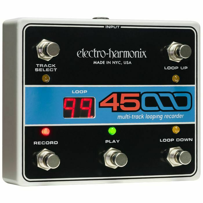 ELECTRO HARMONIX - Electro Harmonix 45000 Foot Controller Pedal (B-STOCK)