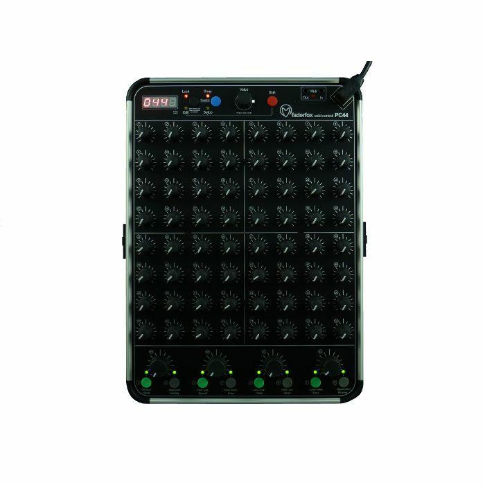 FADERFOX - Faderfox PC44 Universal MIDI Pot Controller