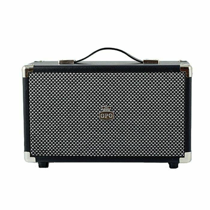 GPO - GPO Westwood Classic Style Bluetooth Speaker (black) (B-STOCK)