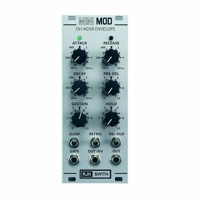 AJH SYNTH - AJH Synth Mini Mod DH ADSR Envelope Module (silver)