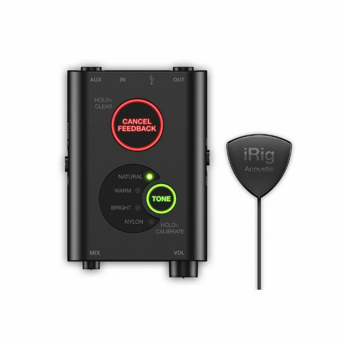 IK MULTIMEDIA - IK Multimedia iRig Acoustic Stage Pickup System