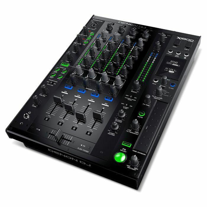 DENON - Denon X1800 Prime DJ Club Mixer