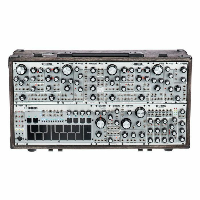 pittsburgh modular pittsburgh modular lifeforms foundation evo flagship modular synthesizer. Black Bedroom Furniture Sets. Home Design Ideas