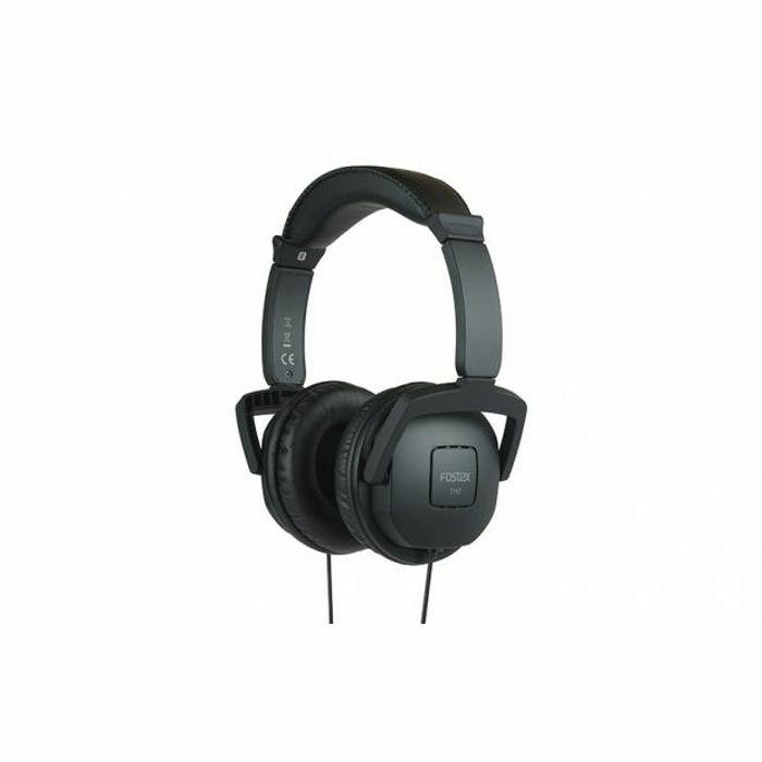 FOSTEX - Fostex TH7 Closed Back Dynamic Headphones (black)